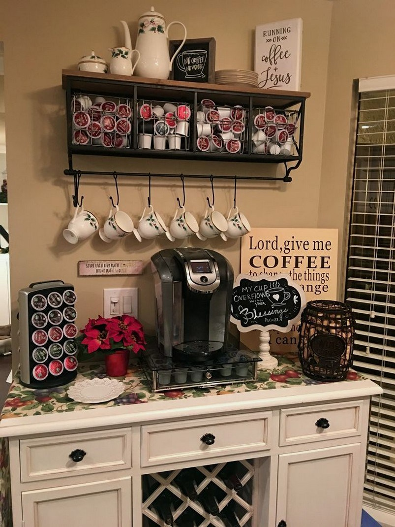 Best Home Coffee Serving Station Ideas Coffee Bar Inspiration Decorating Ideas And Accessories For The Home Creative Ideas For Every Room