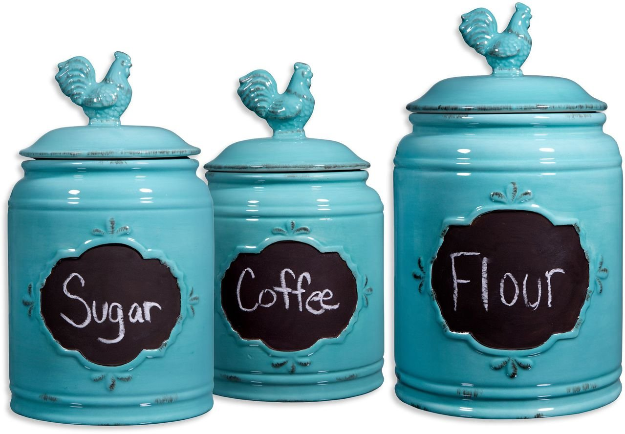 Decorative Farmhouse Style Kitchen Canister Sets Reviews Decorating Ideas And Accessories For The Home Creative Ideas For Every Room