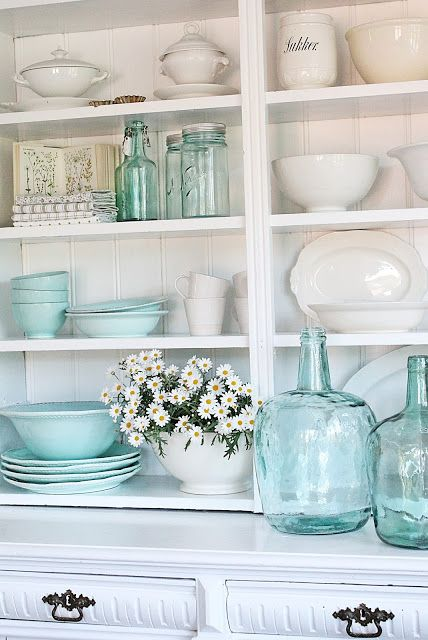 Beautiful Turquoise Kitchen Decor Ideas Small Appliances Accessories Decorating And For The Home Creative Every Room