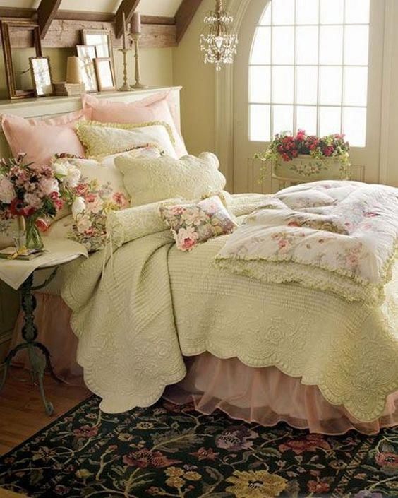 10 Vintage Shabby Chic Bedroom Decorating Ideas Accessories You Ll Love And For The Home Creative Every Room